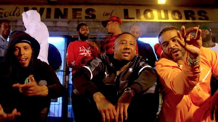 "Jim Jones Ft. Maino & Drama ""My Era"" (Official Video)"