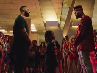 "Chris Brown and Drake gets into a dance battle settle the score in the highly-anticipated video for their hit single ""No Guidance."" Watch below"