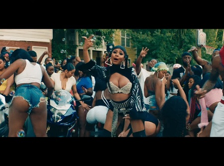 "Video: Trouble ft. City Girls ""She A Winner""."