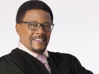 Judge Mathis Denies Spitting in Valet's Face.