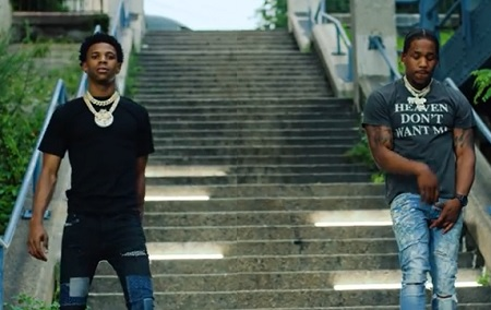 "Trap Manny - ft. A Boogie Wit da Hoodie ""ALONE"" (Official Video)"
