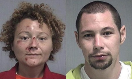 Couple caught having sex in police car after being arrested for DUI