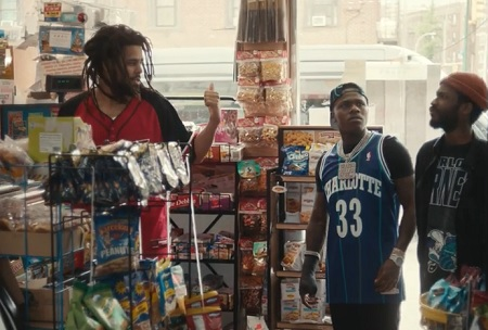 """J. Cole, DaBaby & Lute """"Under The Sun"""" (Official Music Video)."""