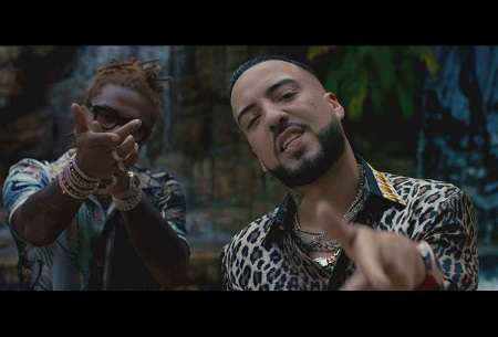 video french Montana Ft Gunna Suicide Doors