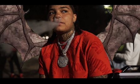 young m.a no bap video