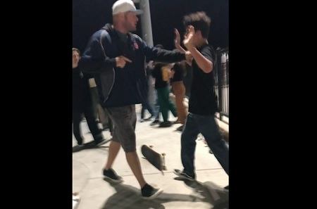 Deputy placed on leave after pulling gun on a teen in skatepark.