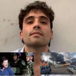 El Chapo's son arrested sparking an all-out war between Mexican soldiers and armed civilians.