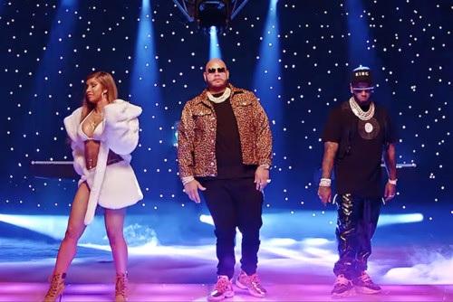 "Fat Joe Ft. Cardi B & Anuel AA - ""YES"" (Official Video)"