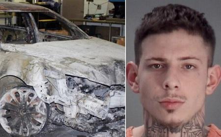 Florida Man Burns Guy Alive After Losing Card Game.