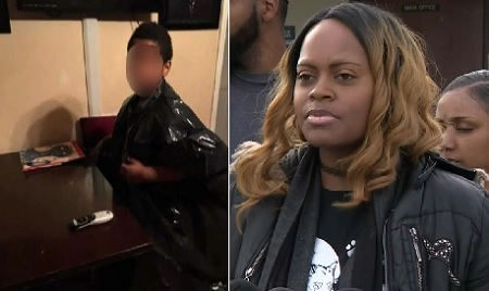 Mom Sues School After Her Son Was Forced To Urinate Himself In class And ordered to wear a trash Bag.