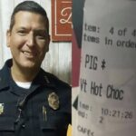 Starbucks fires employee who gave officer order with 'PIG' printed on label