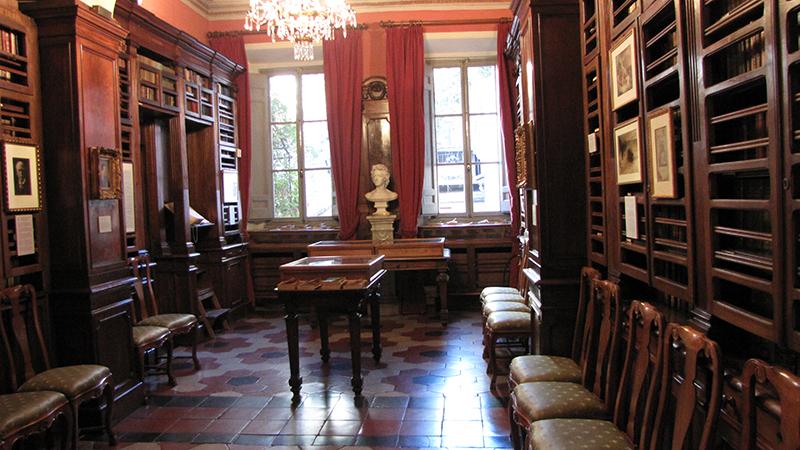 Keats-Shelley House