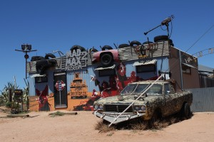 Broken hill - Silverton Mad Max