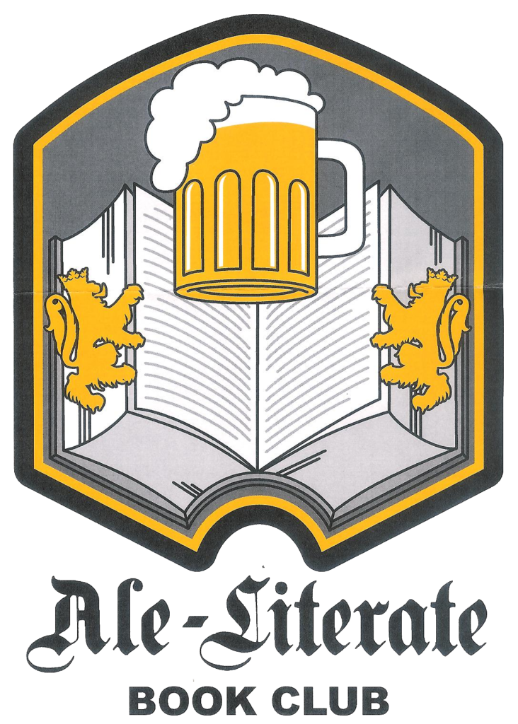 Ale-Literate Book Club - Moonstone @ 8th Street Ale Haus
