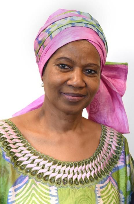 Portrait of UN Women Executive Director Phumzile Mlambo-Ngcuka