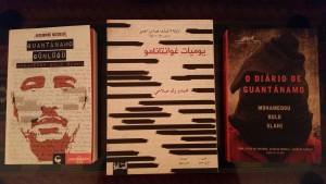 GTMO Diary covers
