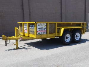 5yd dumpster Dumpster Service 5yd 300x225