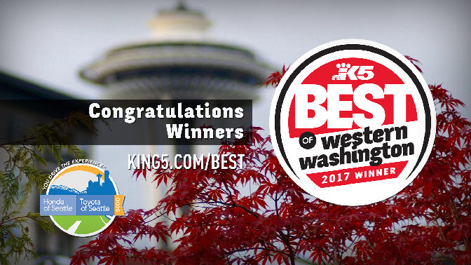Best Of Western Washington 2018