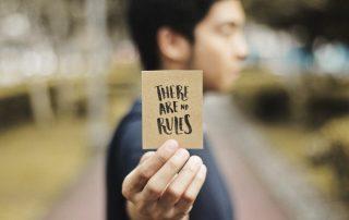Entrepreneur rules