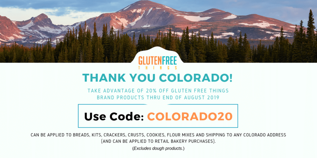 Thank You Colorado!