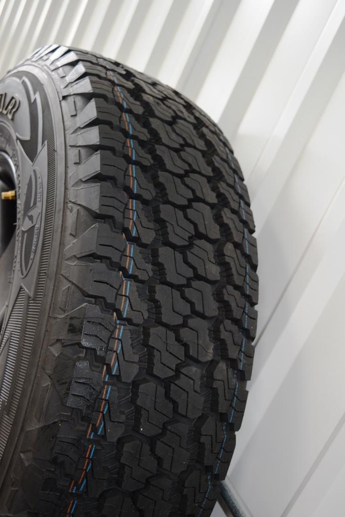 call of duty black jeep wrangler oem wheels for sale