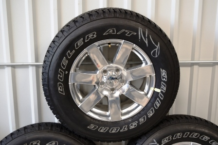 jeep wrangler 18 inch set of wheels tires