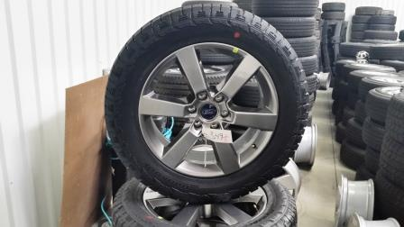 Ford F150 FX FX4 20 inch oem wheels tire package
