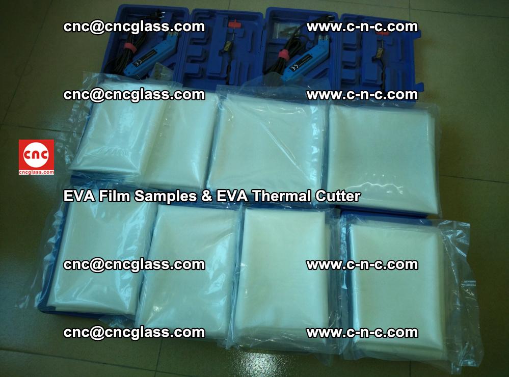 EVA Thermal Cutter and EVAFORCE SUPER PLUS EVA FILM samples (14)