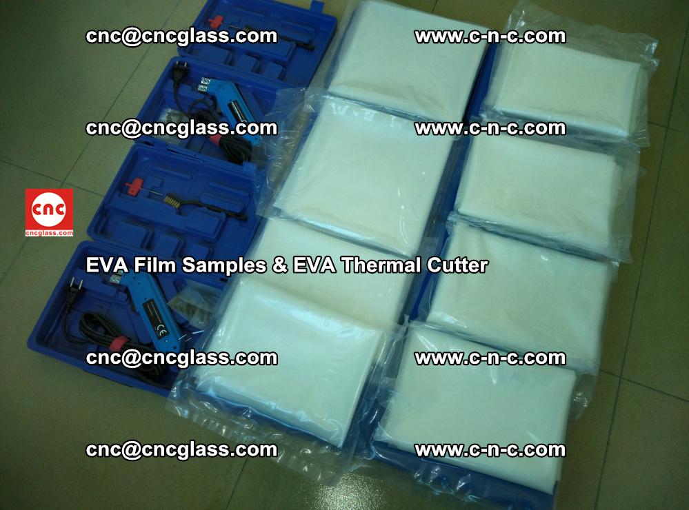 EVA Thermal Cutter and EVAFORCE SUPER PLUS EVA FILM samples (20)