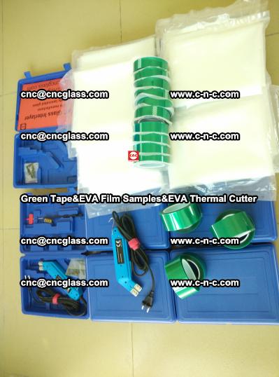 Green Tape, EVA Thermal Cutter, EVAFORCE SPUPER PLUS EVA FILM (103)