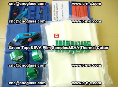 Green Tape, EVA Thermal Cutter, EVAFORCE SPUPER PLUS EVA FILM (25)