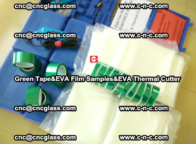 Green Tape, EVA Thermal Cutter, EVAFORCE SPUPER PLUS EVA FILM (32)