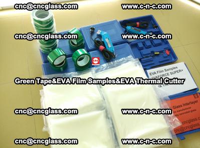 Green Tape, EVA Thermal Cutter, EVAFORCE SPUPER PLUS EVA FILM (4)