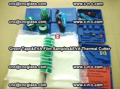 Green Tape, EVA Thermal Cutter, EVAFORCE SPUPER PLUS EVA FILM (46)