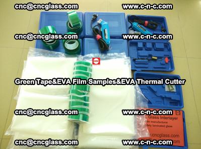 Green Tape, EVA Thermal Cutter, EVAFORCE SPUPER PLUS EVA FILM (50)