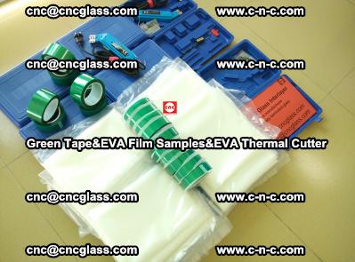 Green Tape, EVA Thermal Cutter, EVAFORCE SPUPER PLUS EVA FILM (58)