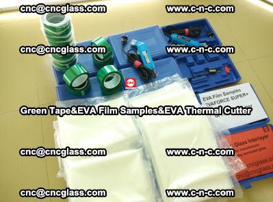 Green Tape, EVA Thermal Cutter, EVAFORCE SPUPER PLUS EVA FILM (6)