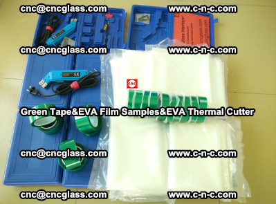 Green Tape, EVA Thermal Cutter, EVAFORCE SPUPER PLUS EVA FILM (62)