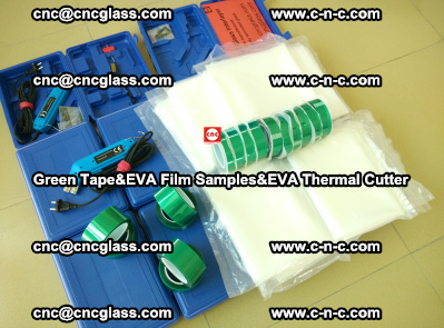 Green Tape, EVA Thermal Cutter, EVAFORCE SPUPER PLUS EVA FILM (67)