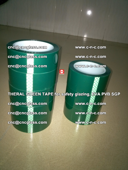 Thermal Green Tape, for safety glazing, EVA PVB SGP (1)
