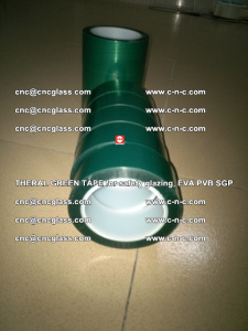 Thermal Green Tape, for safety glazing, EVA PVB SGP (11)