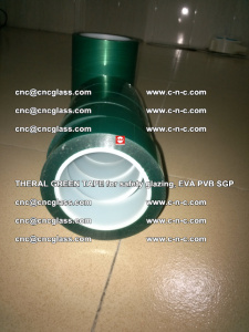 Thermal Green Tape, for safety glazing, EVA PVB SGP (12)