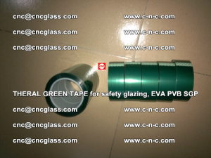 Thermal Green Tape, for safety glazing, EVA PVB SGP (14)