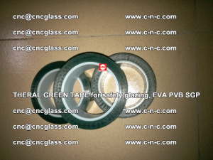 Thermal Green Tape, for safety glazing, EVA PVB SGP (23)