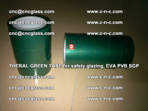 Thermal Green Tape, for safety glazing, EVA PVB SGP (7)