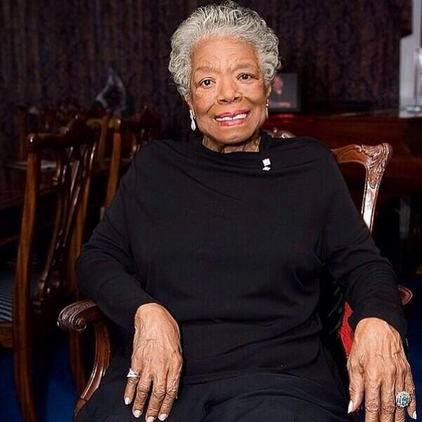 Maya Angelou – an inspiration to us all