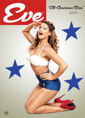 All American D-Eve-A!