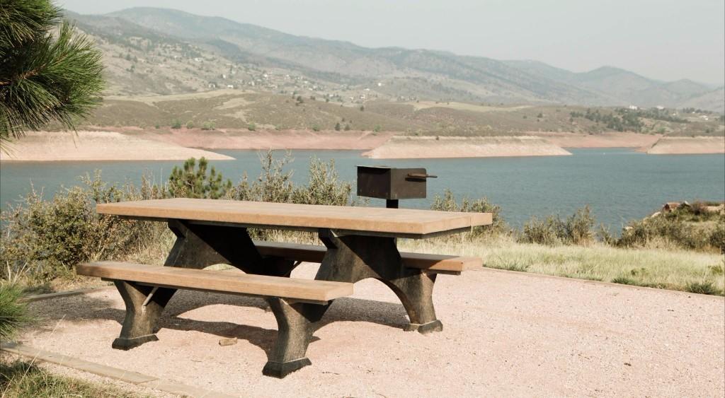 Horsetooth Reservoir