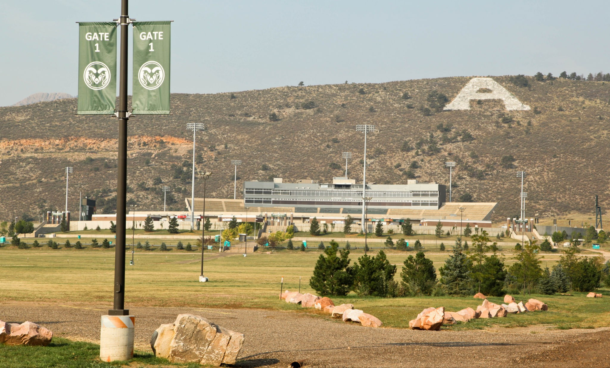 Hughes Statium - Colorado State University