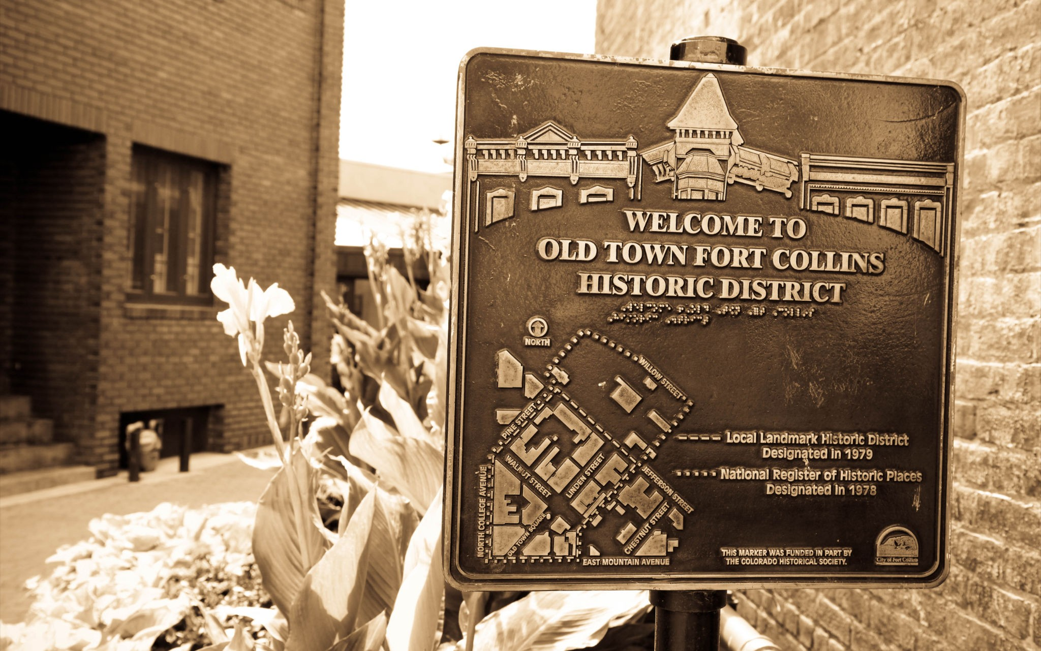 Old Town Fort Collins Historic District